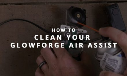 How to Clean Your Glowforge Air Assist Fan (Tutorial)